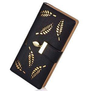 Black & Gold Wallet